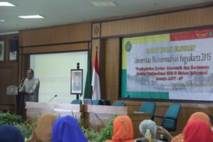 umy optimalisasikan sdm